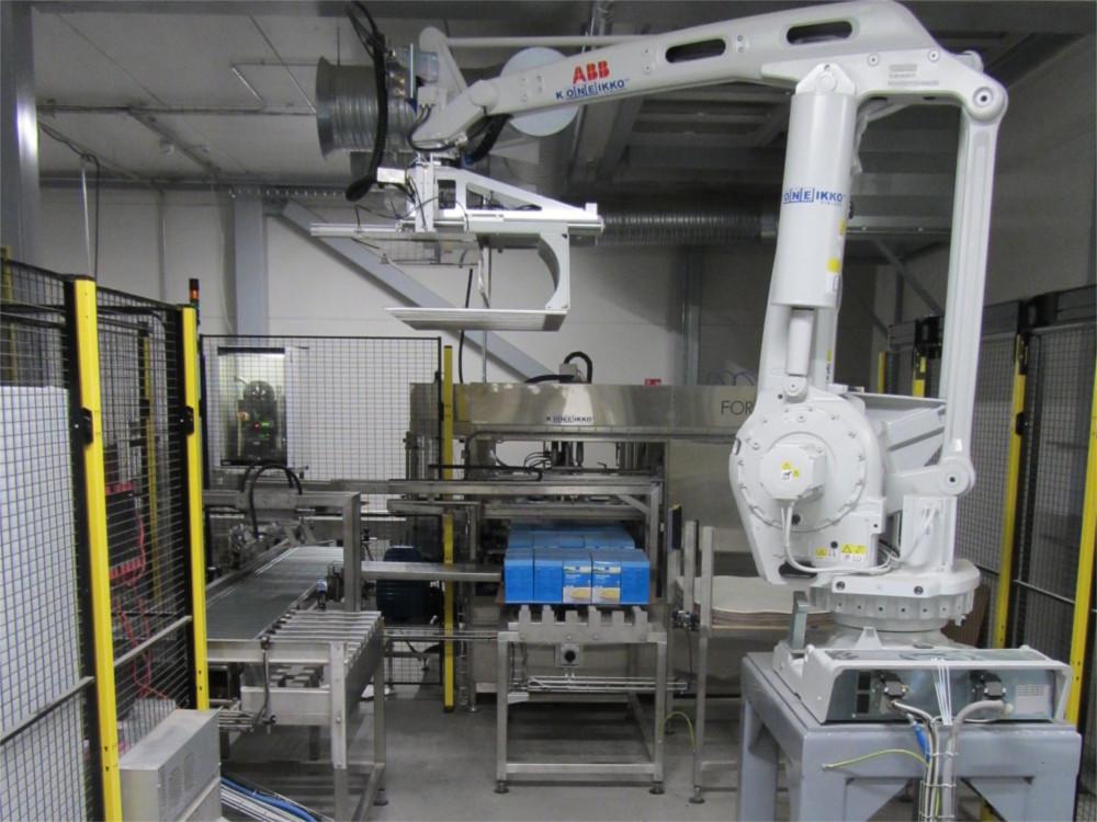 Robot line