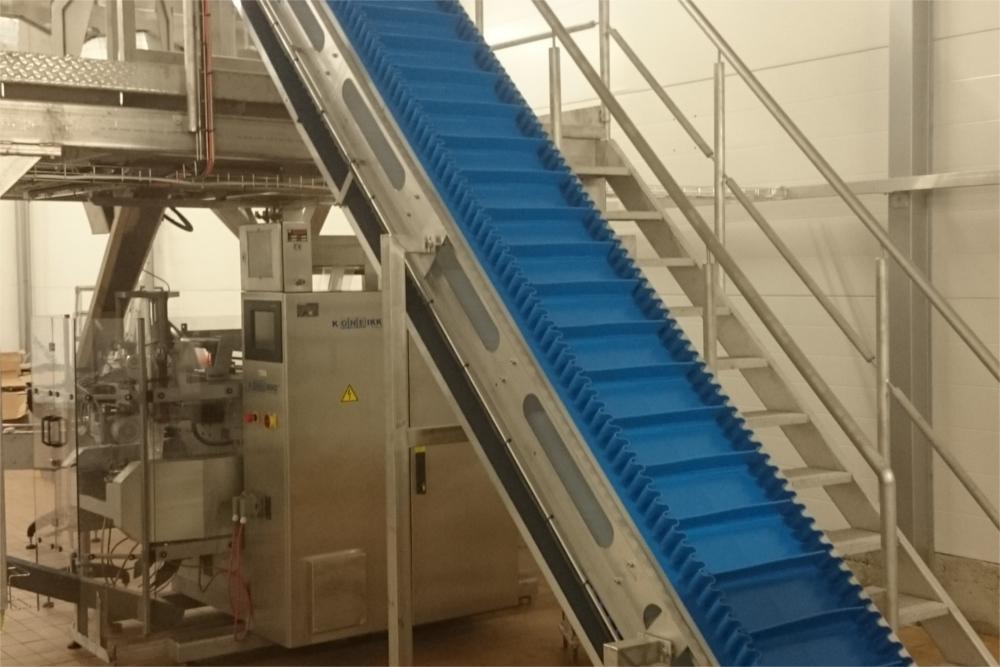 Lifting conveyor